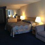 King Bedroom/Mini-Suite