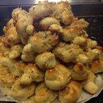 Garlic knots