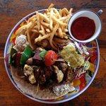 Amazing Chicken Platter