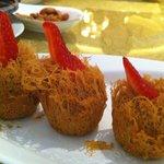 Deep Fried Yam Paste