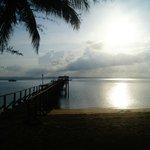 Twin Beach Resort Jetty