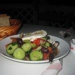 insalata greca originale