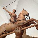 Statua di San Giorgio