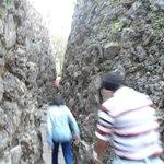 Narrow path in Rock Garden