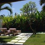 1bed villa