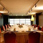 restaurante hotel ciudad de vigo