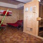 kostenfreier Saunabereich