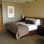 Bedroom - corner suite