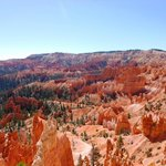 The near Bryce Canyon