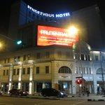 Rendezvous Hotel SG: Exterior View