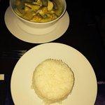 Curry chicken !