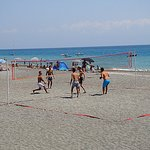 Beach Volley in Sant'Alessio Siculo