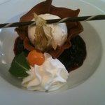 Le dessert