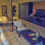 Salon avec tele