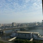 View of Nile from Room