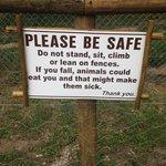 BE SAFE :)