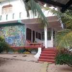 Sanrel beach hotel...
