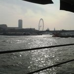 View from London Yacht