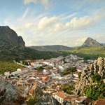 One of the spectacular views from Montejaque's Mirador.