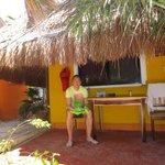 Rustic Cabana