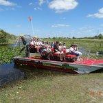 Gator Bait Boat