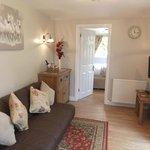 Cottage 5, lounge