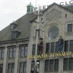 Piazza Dam ad Amsterdam.