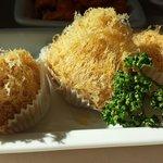 Fried Taro pasties