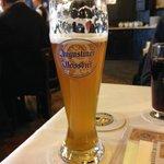Great Weiss beer