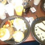 Bountifull breakfast