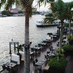 Restaurant Giorgio's sur la rivière