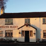 The White Hart at Hough