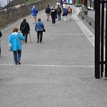 Walking the walls of (London)Derry