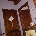 pareti camera lilla