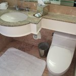 Bathroom in an Executive Suite (#1822)
