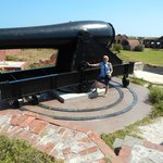 That's a BIG Cannon!!!!