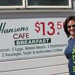 Billede af Hansen's Cafe