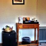 Tea & Coffee & Mini bar