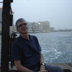 "Unforgettable ""abra"" ride at Dubai Creek"