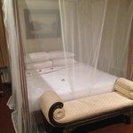 Honeymoon Suite bed