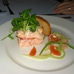 Prawn & Crayfish starter (Sampler)
