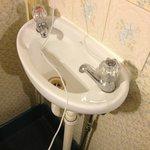 Il lavabo piú piccolo del mondo !!