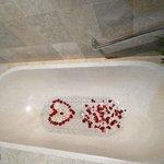 Decoration for Honeymooners