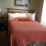 Pretty beds in a pretty room