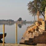 Jaisalmer - Lac Gadi Sagar