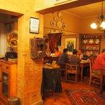 main restaurant room