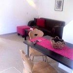 Wohnzimmer Apartment M