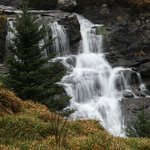 Water fall in Trossachs national Park