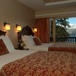Gorgeous lake view room