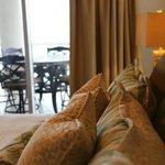 St Maarten Unit 808 at Silver Shells Master Bedroom